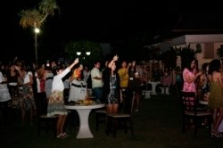Hotel Travel Xmas Party with Phuket Radio
