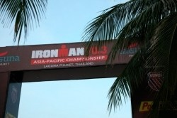 Ironman 70.3 at Phuket Thailand