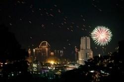 New Year 2010 Patong Beach Phuket