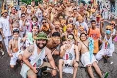 Bang Nheaw Shrine and Debuk Road parade.