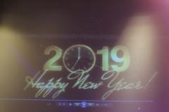 New Years Eve 2018-19