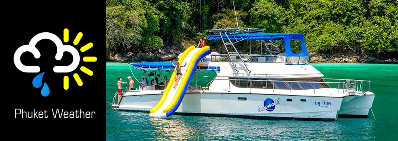 Phuket Island Weather