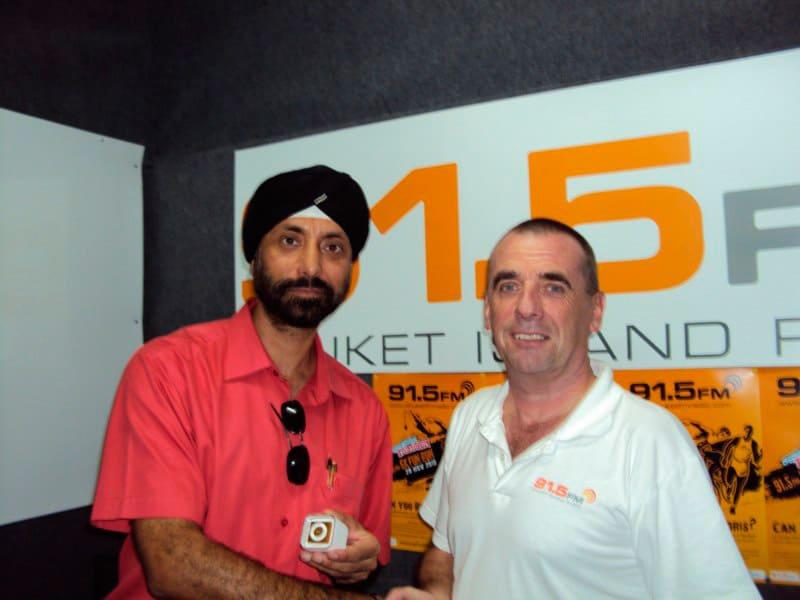 Christmas Presents with Phuket FM Radio