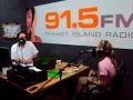 Laguna Phuket 2010 91.5 FM interviews Michelle Payette