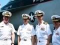 USS Nimitz welcomes Phuket Island Radio on board