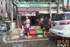 Phuket Songkran 2015