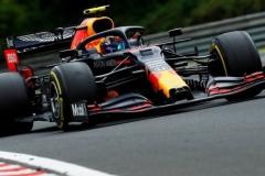 Alex Albon Red Bull Racing 2020 Season