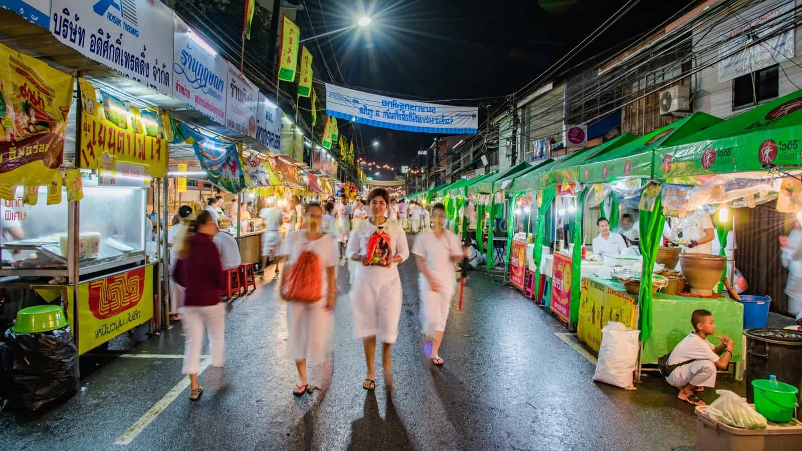 Phuket Vegetarian Festival 2016 Final Night