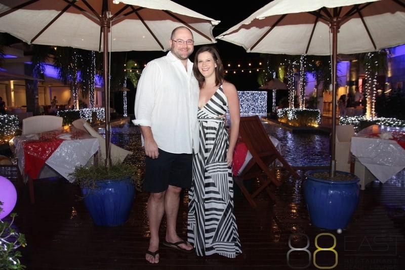 Phuket FM Radio at East 88 Restaurant & Beach Lounge NYE 2018-19  012