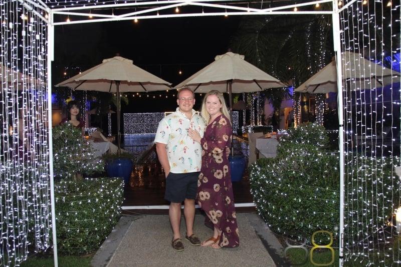 Phuket FM Radio at East 88 Restaurant & Beach Lounge NYE 2018-19  013