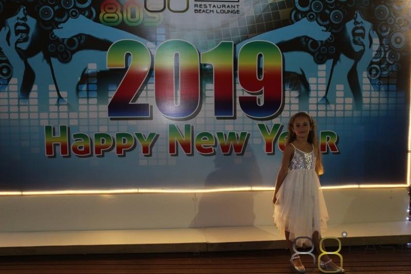 Phuket FM Radio at East 88 Restaurant & Beach Lounge NYE 2018-19  019