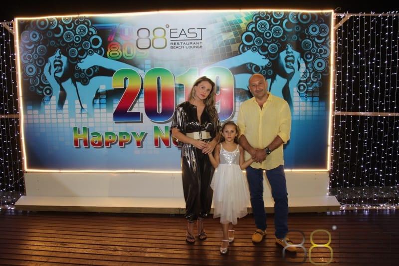 Phuket FM Radio at East 88 Restaurant & Beach Lounge NYE 2018-19  026