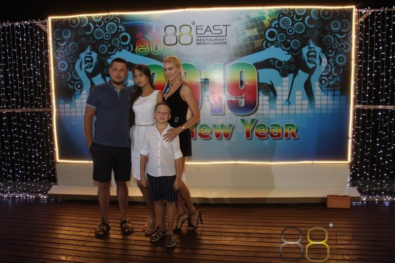 Phuket FM Radio at East 88 Restaurant & Beach Lounge NYE 2018-19  034