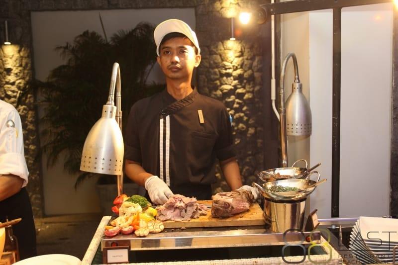 Phuket FM Radio at East 88 Restaurant & Beach Lounge NYE 2018-19  047