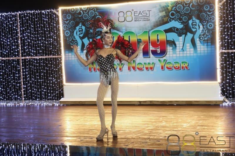 Phuket FM Radio at East 88 Restaurant & Beach Lounge NYE 2018-19  078