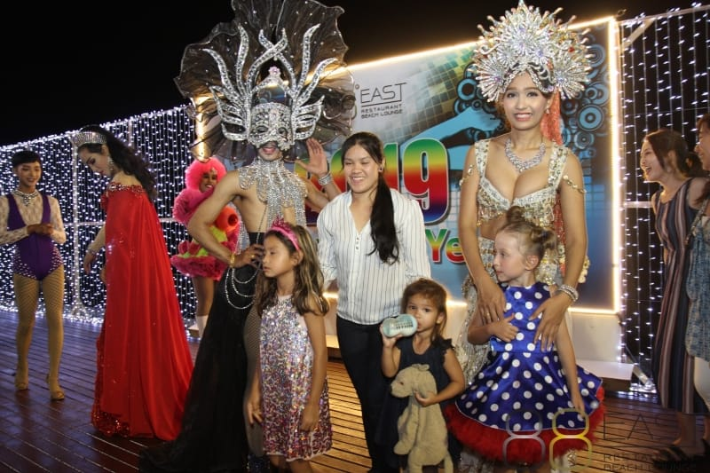 Phuket FM Radio at East 88 Restaurant & Beach Lounge NYE 2018-19  094