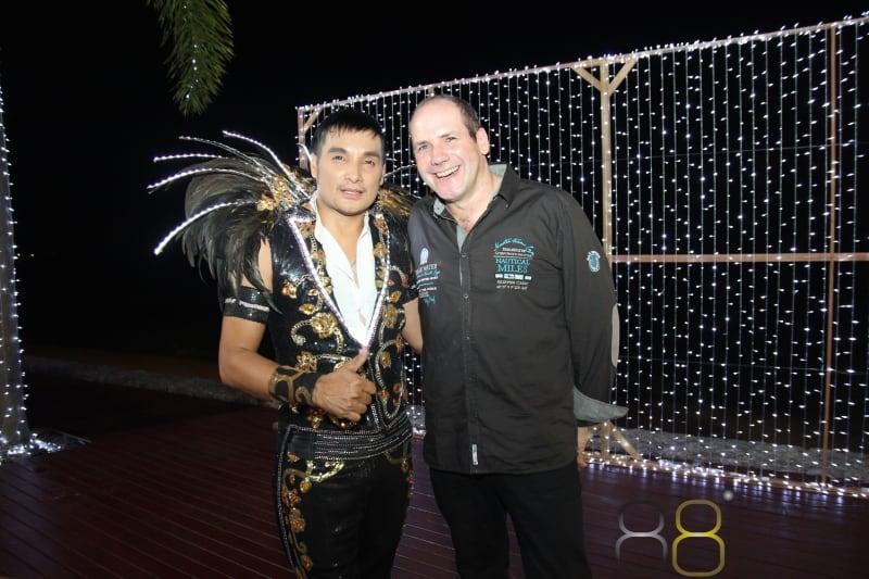 Phuket FM Radio at East 88 Restaurant & Beach Lounge NYE 2018-19  100