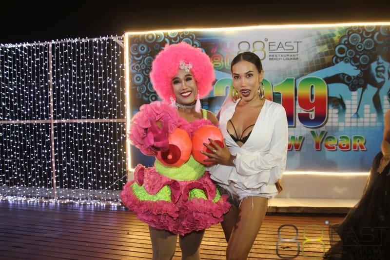 Phuket FM Radio at East 88 Restaurant & Beach Lounge NYE 2018-19  101