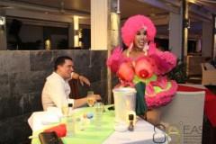 Phuket FM Radio at East 88 Restaurant & Beach Lounge NYE 2018-19  082