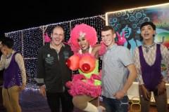 Phuket FM Radio at East 88 Restaurant & Beach Lounge NYE 2018-19  096