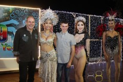 Phuket FM Radio at East 88 Restaurant & Beach Lounge NYE 2018-19  097