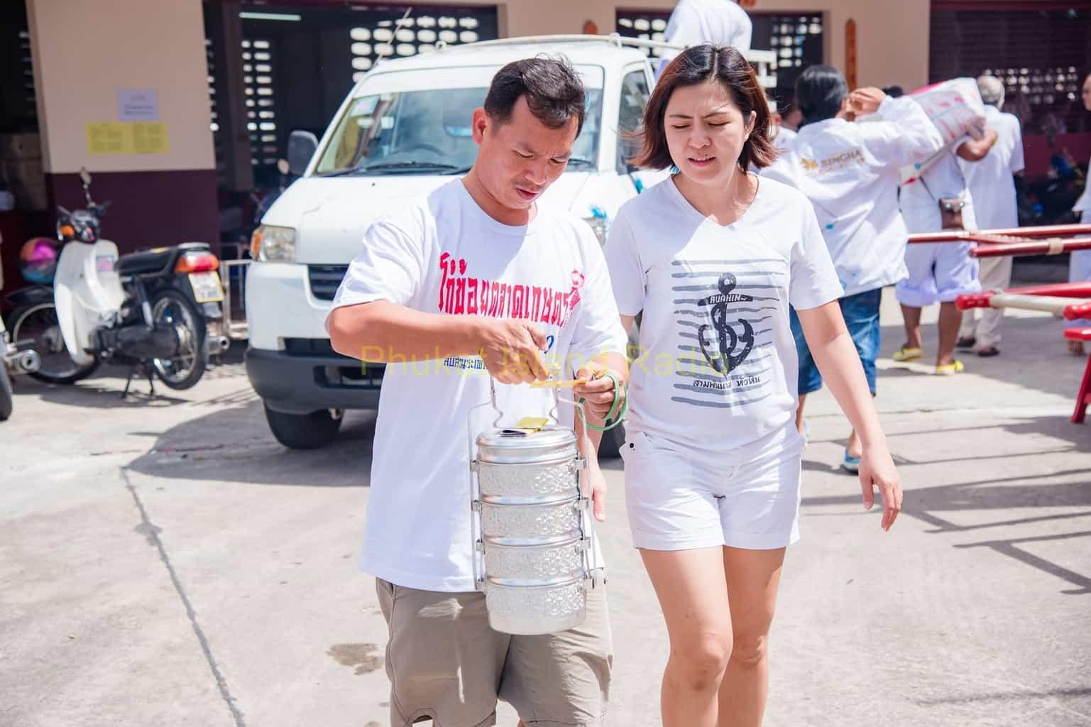 Phuket Vegetarian Festival 2016