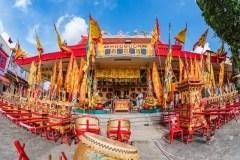 The 2016 Phuket Vegetarian Festival