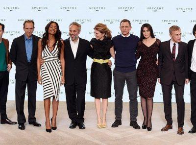 James Bond 'Spectre' movie