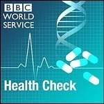 BBC Health Check logo for Phuket Island Radio