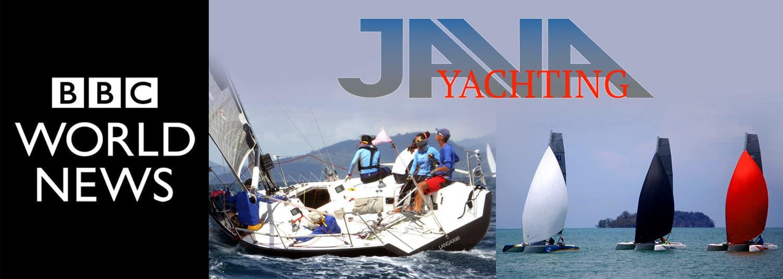 BBC Show sponsor Java Yachting Phuket