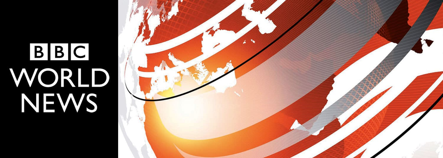 BBC World News with Phuket Island Radio