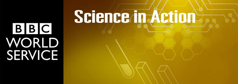 BBC Science in Action Phuket FM Radio banner