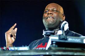 Carl Cox Global on Phuket Island radio
