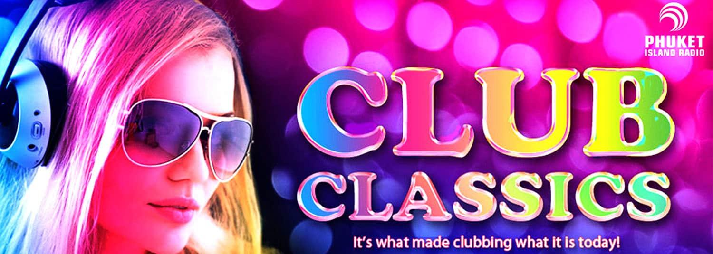 Club Classics Radio Show