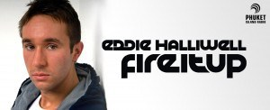 Eddie Halliwell.