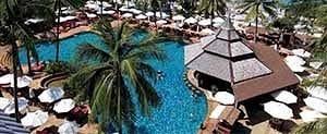 Kata Beach Resort, Kata, Phuket Hotels