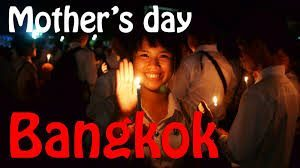 Mother's Day Celebrations in Thailand