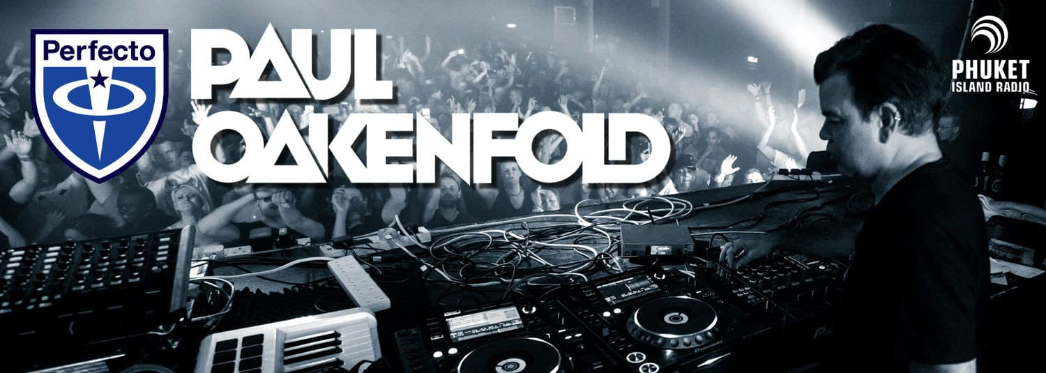 Paul Oakenfold Radio Show
