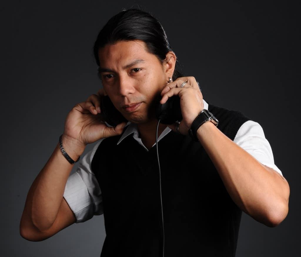 Ryk Orion Breakfast Show presenter on Phuket Island Radio