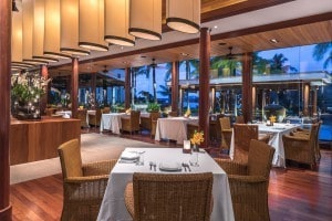 Silk-Restaurant and bar at Andara resort & Villas