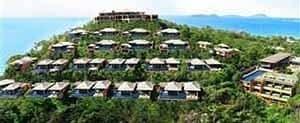 Sri Panwa Phuket Hotels on the Hillside at Cape Panwa, Phuket
