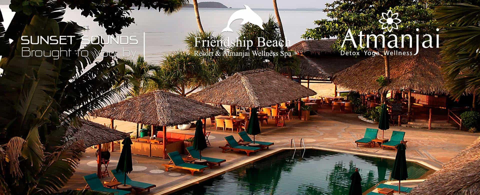 Sunset Sounds Sponsored by Friendship Beach and Atmanjai Wellness Spa Phuket