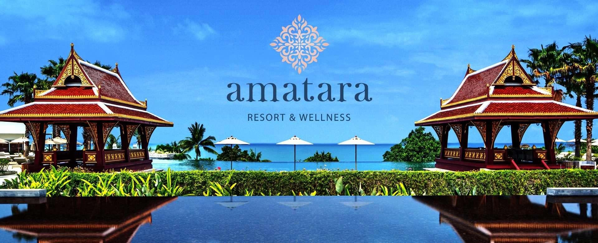 Amatara Resort and Wellness Spa Phuket