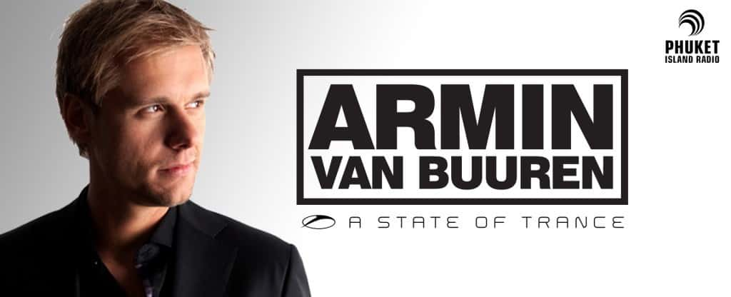 Armin van Buuren banner for a state of trance