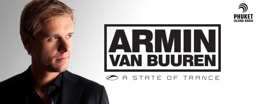 Armin van Buuren banner for a state of trance