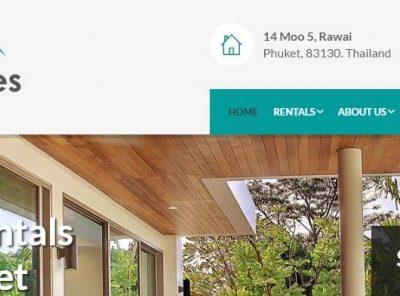 Rawai Homes launch online booking website