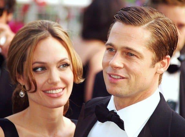 Angelina Jolie has filed for divorce