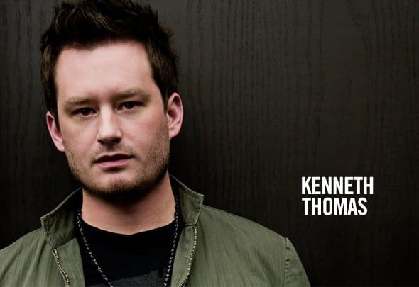 Kenneth Thomas features with Paul Oakenfold