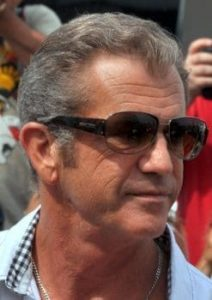 Mel Gibson in Cannes 2011