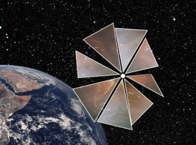 Solar Sails - Curious Cases - Discovery